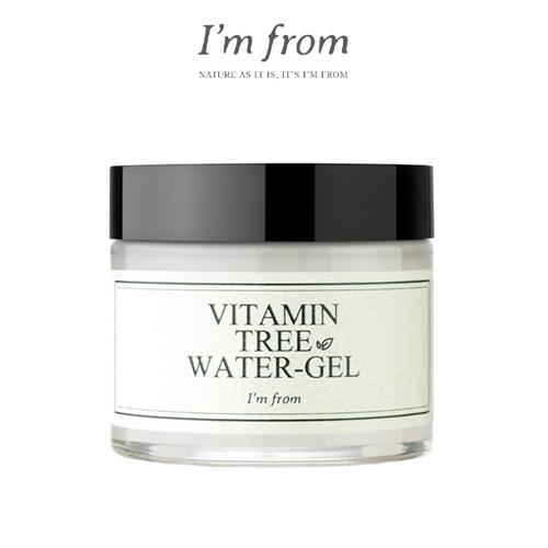 Gel Dưỡng Ẩm Và Kiểm Soát Dầu I'm from Vitamin Tree Water-gel 75g