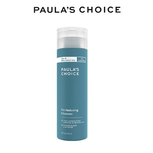 Sữa Rửa Mặt Paula's Choice Skin Balancing Oil Reducing Cleanser 237ml
