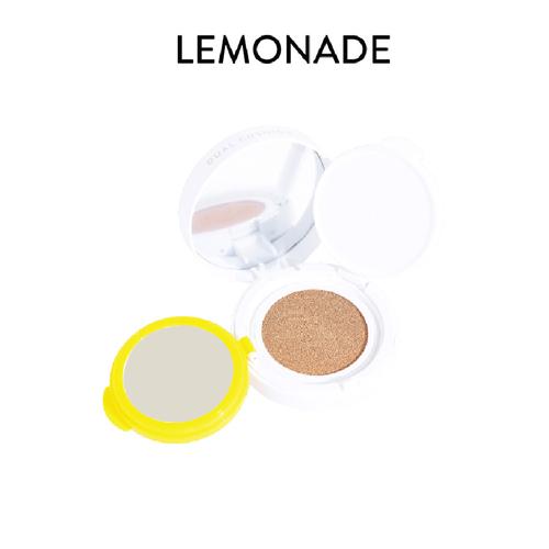 Phấn Nước Kiềm Dầu Lemonade Matte Addict Dual Cushion A02 16g