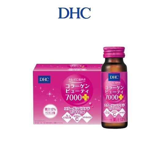 Thực Phẩm Bảo Vệ Sức Khỏe Dạng nước DHC Collagen Beauty 7000 Plus 10 Ngày 50ml