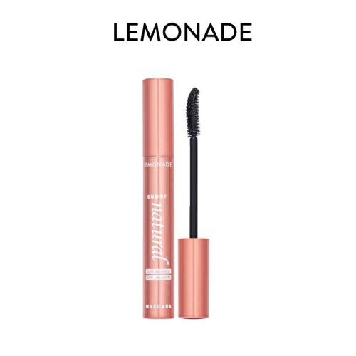 Chuốt Mi Lemonade Supernatural Mascara Black 7.5g
