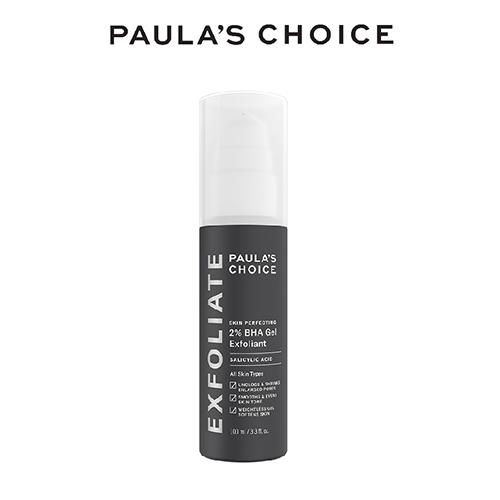 Tẩy Tế Bào Chết Paula's Choice Skin Perfecting 2% BHA Gel Exfoliant 100ml
