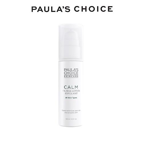 Tẩy Da Chết Paula's Choice  Calm 1% BHA Lotion Exfoliant 30ml