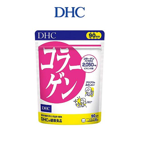 Viên Uống Làm Đẹp Da DHC Collagen 90 Ngày 540 Viên