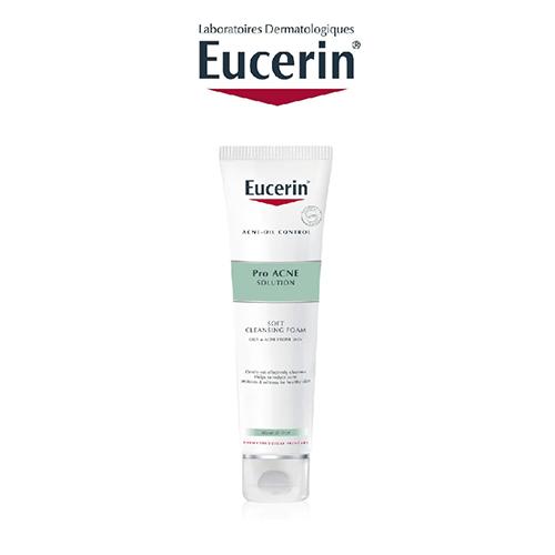 Sửa Rửa Mặt Eucerin Pro Acne Cleansing Foam  150g