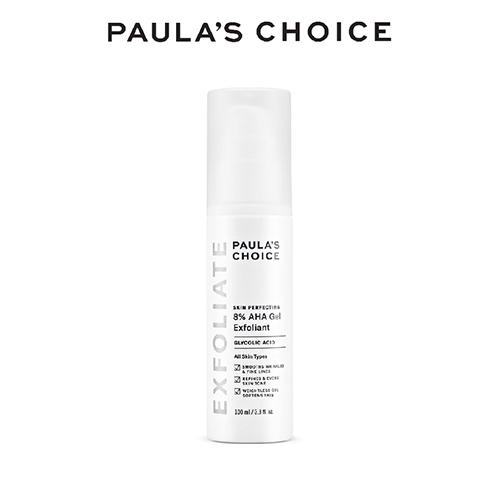 Gel Tẩy Da Chết Paula's Choice Skin Perfecting 8% AHA Gel Exfoliant 100ml